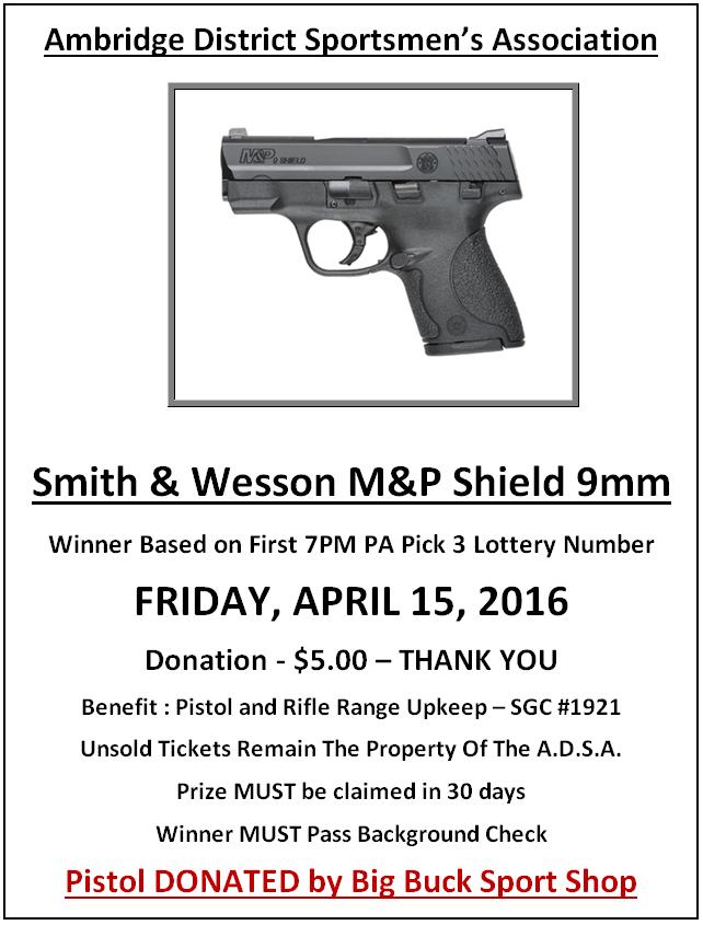 2016-04-15 S&W M&P Shield 9mm