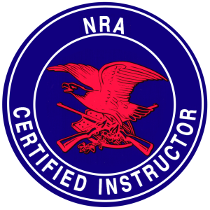 Logo NRA Certified Instructor
